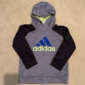Adidas Hoodie Boys Size 7